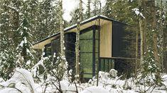 modern cabin #pioneer #formandforest