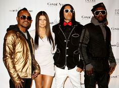 "artist: black eyed peas / fave songs: ""i gotta feeling"" (of course!)"