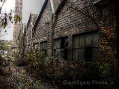 Altes Fabrikgebäude Homburg