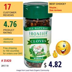 Frontier Natural Products #FrontierNaturalProducts #SpicesSeasoning