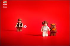 Lego StarWars Make your own story