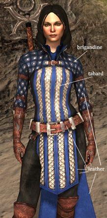 Dragon Age 2, Grey Warden armor