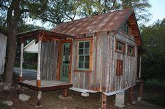 Guest cabin or chicken coop.
