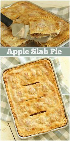 Layer Cake Recipes, Apple Pie Recipes, Apple Desserts, Dessert Recipes, Dinner Recipes, Empanada, Flan, Best Ever Apple Pie, Tiramisu