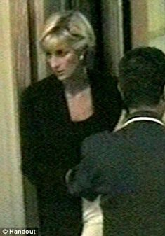Not long before the fatal car crash that killed Princess Diana, Dodi Al Fayed and the driver of the Mercedes, also seriously injuring Trevor Rees-Jones, security personnel in the passenger seat.  Princess Diana and Dodi Al Fayed were in the back of the car without wearing seat belts.