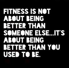 The goal of getting better every day