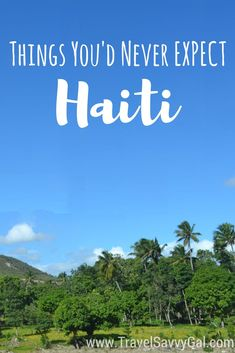 All of the unexpected things I discovered on my trip to Haiti, from the food to the views, and what practical tips to keep in mind if you decide to visit. Beautiful Places To Travel, Best Places To Travel, Beautiful Scenery, Romantic Travel, Barbados, Jamaica, Honduras, Caribbean Culture, Royal Caribbean