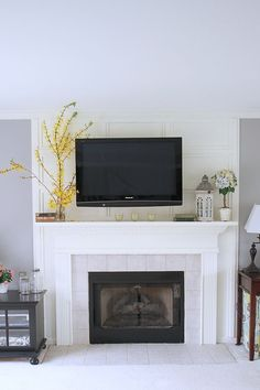 :) via <http://www.www.refinery29.com/top-pinterest-home-trends-2016#slide-8>  Hidden WiresBecause no one likes looking at clusters of wires in the living room, taking a few simple steps to clean up the mess will leave your home looking picture-perfect....