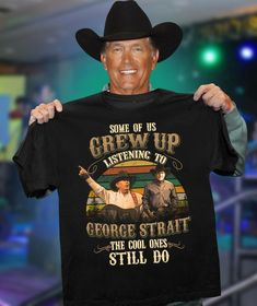 George Strait Quotes, George Strait Family, Male Country Singers, Country Music Artists, Country Song Quotes, Country Music Lyrics, Luke Bryan Quotes, Fake Smile Quotes, Country Girl Problems