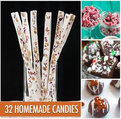 32 Classic Homemade Candy Recipes | Food Bloggers of Canada