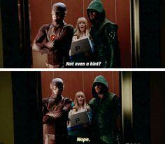 "Oliver & Barry in ""Superhero Fight Club"" Trailer #Arrow #TheFlash #Flarrow"