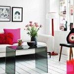 Pink Feminim Interior by Laura Terp Hansen