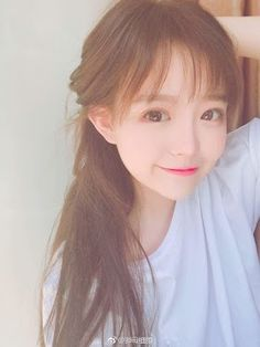 Nick name: Oocyte Tên weibo: 卵母细胞 Ulzzang Korean Girl, Cute Korean Girl, Cute Asian Girls, Beautiful Asian Girls, Cute Girls, Tsuyu Cosplay, Japonese Girl, Cute Kawaii Girl, Uzzlang Girl