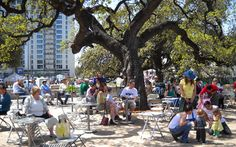 Project for Public Spaces | Austin Republic Square Becomes a Great Place through Partnerships