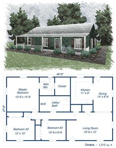 Metal home models assign commercial group jacksonville for Metal house kits prices
