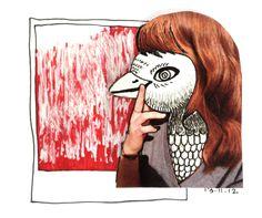 #Poule #Poulette #Chicken #Cocotte  la poulette du jour / 13-11-12