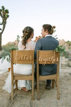 """""""Better together"""" signs by BlackLabelDecor! via etsy. is the perfect way to remind     everyone that you're just better together. #weddingseating"""