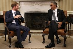 The British Royals' Blossoming Relationship With the Obamas