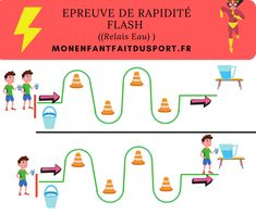 Animation Sportive, Beach Party, Physical Education, Art For Kids, Physics, Endurance, Harry Potter, Parenting, Camping