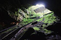 Dunmore Cave (small fee) - County Kilkenny, Ireland