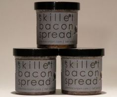 Bacon Jam Bacon Spread. Spread the bacon jam on your bacon sandwich. There is never enough bacon! That's a quote From Kevin Bacon :P