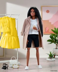 2021 News about the Barbie Dolls! – Barbie Doll, friends and family history and news. From 1959 to the present … Barbie Mode, Black Barbie, Barbie World, Mattel Barbie, Burger Costume, Cake Costume, Rainbow Costumes, Life Like Baby Dolls, Sea Dress