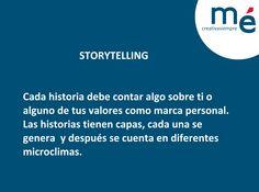 Las capas de tu historia....