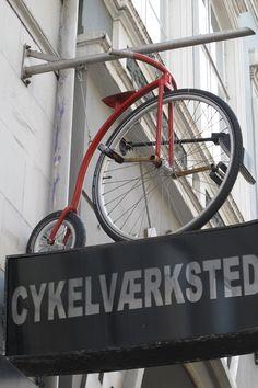 Denmark - Bike Shop