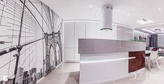 salon z kuchnią - zdjęcie od Doriz Pragmatic Design - Doriz Pragmatic Design