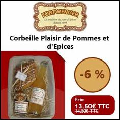 #missbonreduction; 6% de remise sur le Corbeille Plaisir de Pommes et d'Epices.	http://www.miss-bon-reduction.fr//details-bon-reduction-Fortwenger-i852818-c1833188.html