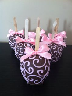 Chocolate Covered Apples | Flickr - Photo Sharing!