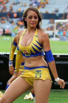 Las chicas más bellas de la Jornada 2 de la Liga MX