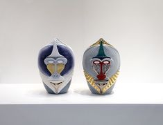 elena salmistraro primates vases bosa maison objet designboom