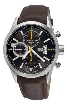 Raymond Weil Men's 7730-STC-20101 Freelancer Black Chronograph Dial Watch, http://www.amazon.ca/dp/B004JN8TSY/ref=cm_sw_r_pi_awdl_qTugwbVW42219