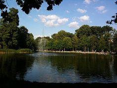 The Vondelpark and Around