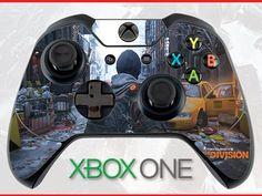 Tom Clancy's the Division Skin Xbox One Controller Skin Sticker Xbox Skin Tom…