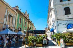 Olbia, Sardinië Summer Feeling, Nice View, Where To Go, Santorini, Corsica, Seaside, Beautiful Places, Scenery, Places To Visit