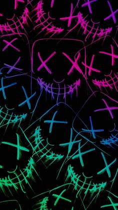 Neon mask – Graffiti World Glitch Wallpaper, Deadpool Wallpaper, Game Wallpaper Iphone, Phone Wallpaper Images, Graffiti Wallpaper, Cool Wallpapers For Phones, Avengers Wallpaper, Gaming Wallpapers, Dark Wallpaper