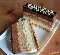 Čokoládová trojka (nepečený chlebíček) a nejen to