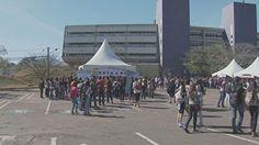 G1 - Unicamp de Portas Abertas recebe 42 mil e bate recorde de participações - notícias em Campinas e Região