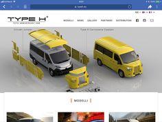 シトロンのデリバン JUMPERをTYPE H に変身させるパネル換装。日本にも入ってくるかなぁ。 Citroen Type H, Transportation, Cool Cars