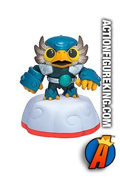Skylanders Trap Team Mini Pet-Vac gamepiece from Activision is the sidekick for Jet-Vac. Please visit http://actionfigureking.com/list-3/activision2/skylanders2 for a complete database of Skylanders figures including pricing and availability. #skylandersminis #skylanderssidekicks #skylanders #skylanderstrapteam #trapteam #jetvac #petvac