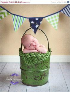 Sale Newborn Photo Prop Blanket Newborn Baby by Lifeinmypjs, $22.05