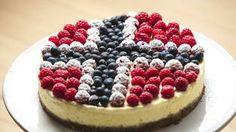 «Hele Norge baker»-Idas 17.mai-ostekake