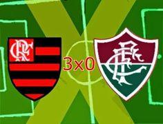Portal Esporte São José do Sabugi: Flamengo vence Fluminense e complica rival em clás...