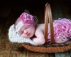 Baby Tutu  ROSE SHIMMER  newborn photo prop  Tutu by Knitbysarah, $25.00