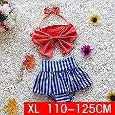 Swimwear Pudcoco 2019 Brand Summer Kids Baby Girl Bikini Suit Bowknot Flamingo Swimwear Beachwear Swimming 1-6y Complete In Specifications