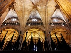 Historia. (Catedral de Barcelona)