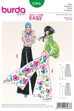 1970s vintage clothing patterns