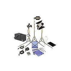 Lowel DV Creator 1 Kit, Analog & Digital Video Lighting Location Kit with LB-30 Soft Case